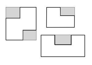 Fehlbereiche in Grundrissen (c) Steffi Kroll
