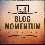 Blog Momentum