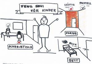 FFeng Shui für Kinder. Bild: Work & Life Feng Shui