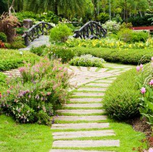 Feng Shui Garten. Bildquelle: fotolia
