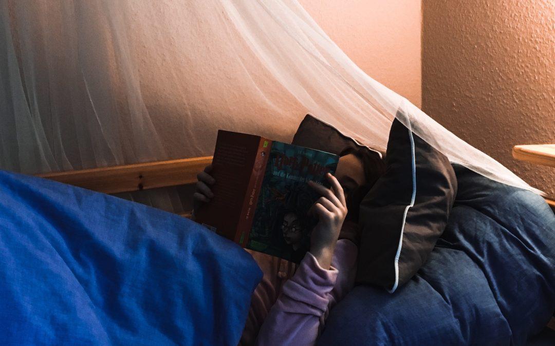 Feng Shui für Nachteulen: 7 Gründe, warum Kinder schlecht einschlafen