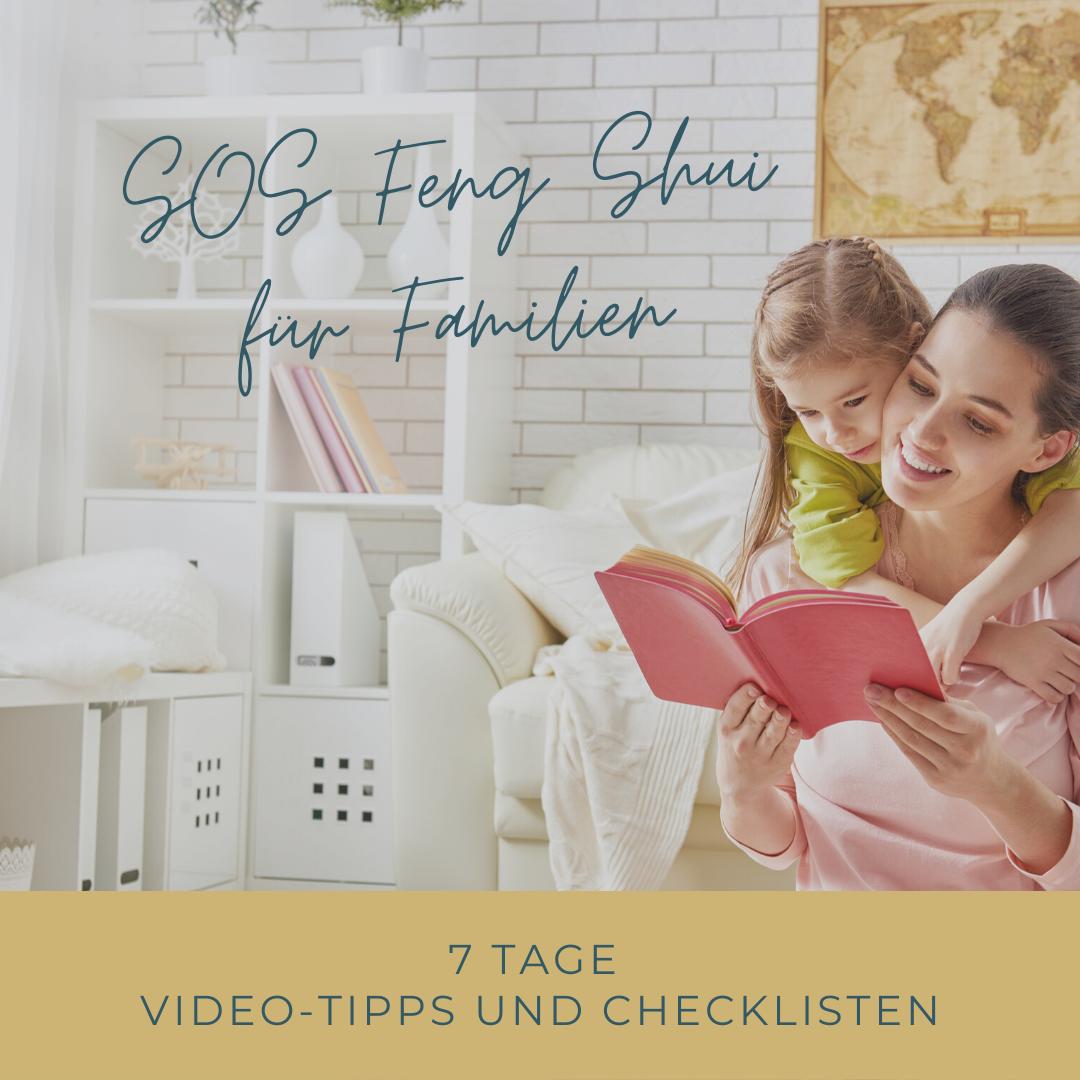 SOS Feng Shui für Familien