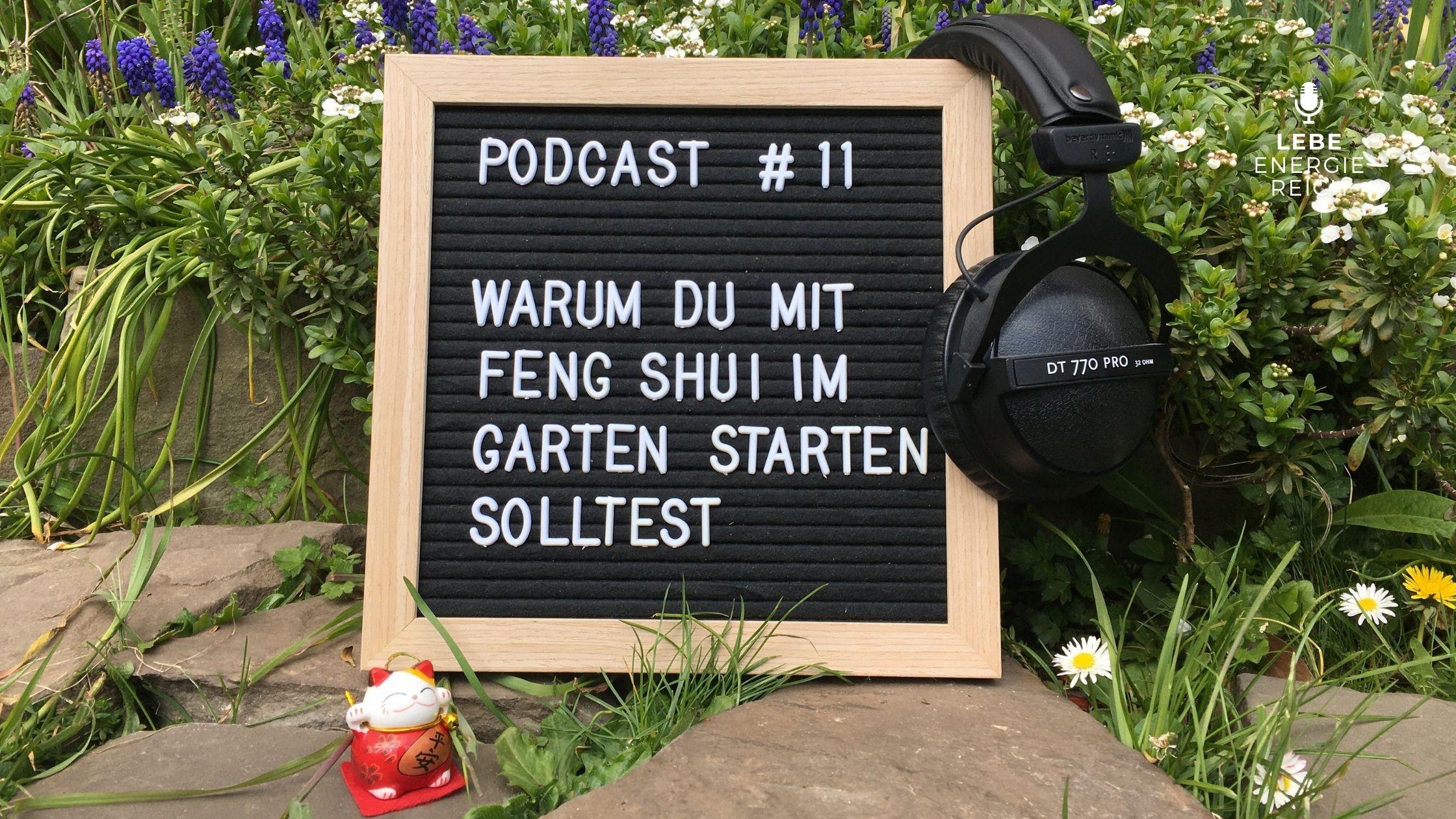 Podcast 11 Garten