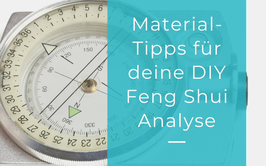 Blogheader Feng Shui Material
