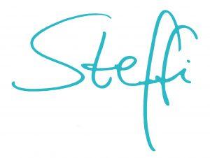 Unterschrift Steffi
